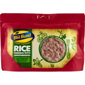 Bla Band Żywność turystyczna - śniadanie, Rice Pudding with Lingonberries